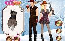 女巫獵人換裝遊戲 / 女巫獵人換裝 Game