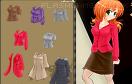 女孩的新衣服遊戲 / 女孩的新衣服 Game