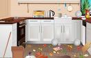 清理髒亂廚房遊戲 / 清理髒亂廚房 Game