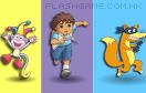 朵拉的色彩記憶遊戲 / 朵拉的色彩記憶 Game