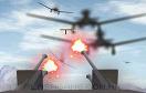 空戰版搶灘登陸遊戲 / Shooting Helicopter Game