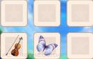 簡易圖片翻牌遊戲 / Picture Memory Game