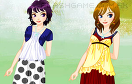 葉子的魔法衣櫥遊戲 / Girl Dress-up Game