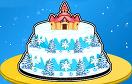 冰雪城堡蛋糕遊戲 / 冰雪城堡蛋糕 Game
