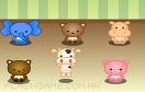 小動物的舞蹈遊戲 / Animal Dance Game