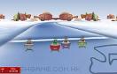 聖誕節雪橇車大賽遊戲 / Christmas Race Game