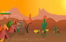 紅衣勇士遊戲 / Red Warrior Game