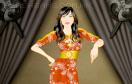 時尚巨星的衣櫃遊戲 / Dress Up Megan Fox Game