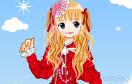 彩虹小公主換裝遊戲 / Dress-up Doll 3 Game