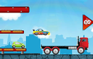 大卡車拖小轎車2無敵版遊戲 / 大卡車拖小轎車2無敵版 Game