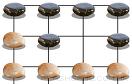 簡易六子棋遊戲 / 簡易六子棋 Game