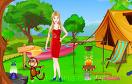 芭比的野營佈置遊戲 / 芭比的野營佈置 Game
