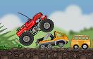 玩具卡車破壞之路遊戲 / Toy Monster Trip Game
