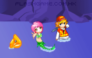 王子保護美人魚遊戲 / Mermaid Rescue Game