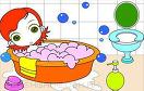 女孩浴室填色遊戲 / 女孩浴室填色 Game