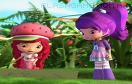 草莓公主找字母遊戲 / 草莓公主找字母 Game