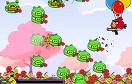 憤怒小鳥玫瑰保衛戰無敵版遊戲 / 憤怒小鳥玫瑰保衛戰無敵版 Game