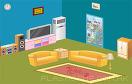 逃離彩色客廳遊戲 / 逃離彩色客廳 Game