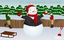 雪人聖誕換裝遊戲 / 雪人聖誕換裝 Game