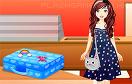 女孩和她的行李箱遊戲 / Lunchbox Design and Dressup Game