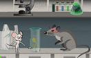 女白鼠逃離實驗室遊戲 / 女白鼠逃離實驗室 Game