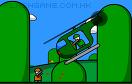 小人射飛機遊戲 / Heli Attack 1 Game