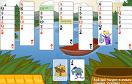 池塘紙牌遊戲 / 池塘紙牌 Game