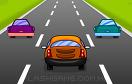 高速奔馳的汽車遊戲 / Car Stunt on Road Game