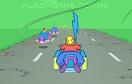 太空飛船競速賽修改版遊戲 / 太空飛船競速賽修改版 Game
