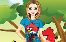憤怒的小鳥T恤遊戲 / 憤怒的小鳥T恤 Game
