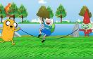 探險活寶歡樂跳繩遊戲 / 探險活寶歡樂跳繩 Game