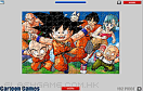 七龍珠的拼圖遊戲 / Dragon Ball Jigsaw Game