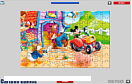 米老鼠開卡車遊戲 / Mickey Mouse Jigsaw Game Game