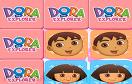 朵拉記憶卡片遊戲 / Dora Mega Memory Game