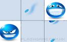 笑臉翻翻看遊戲 / Funny Blue Memory Game