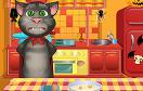 湯姆貓製作萬聖節蛋糕遊戲 / 湯姆貓製作萬聖節蛋糕 Game