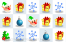 聖誕老人對對碰遊戲 / Christmas Puzzle Game