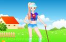 時尚的高爾夫球場遊戲 / 時尚的高爾夫球場 Game