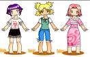 火影忍者換裝遊戲 / Mini Naruto Dress Up Game