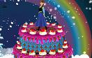 冰雪蛋糕裝飾遊戲 / 冰雪蛋糕裝飾 Game