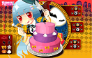 可愛的萬聖節蛋糕遊戲 / Halloween Cake Style Game