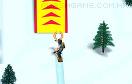 雪山滑雪障礙賽遊戲 / 雪山滑雪障礙賽 Game