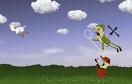 小天鵝的自由飛行遊戲 / Poo Fighter Game