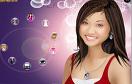 性感美女布蘭達遊戲 / Brenda Song Makeup Game