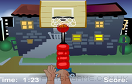 移動籃球靶遊戲 / A Basketball Game Game
