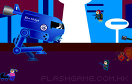 藍色機器人遊戲 / Blue Midget Walker Game