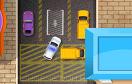 警車停車場遊戲 / Cop Car Parking Game