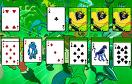 少年駭客紙牌遊戲 / Ben 10 Solitaire Game